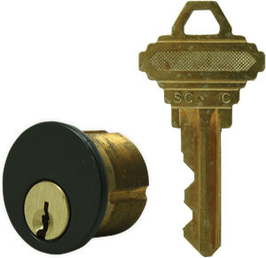 Get a new lock set from the Realty Rekey store